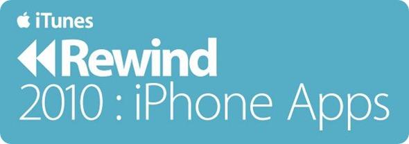 Apple's Top Ten iPhone/iPodTouch & iPad Apps of 2010
