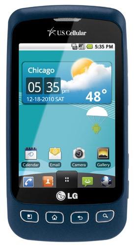LG Optimus U Smartphone Hits U.S Cellular on December 13th
