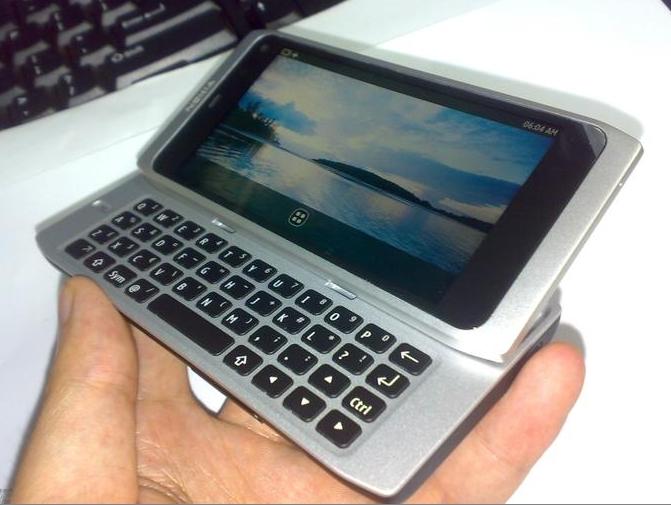 Details of Nokia N9