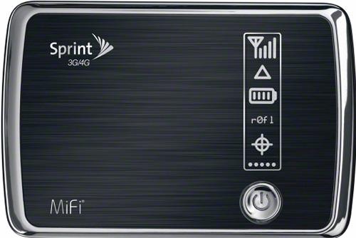 Sprint Novatel MiFi 4082