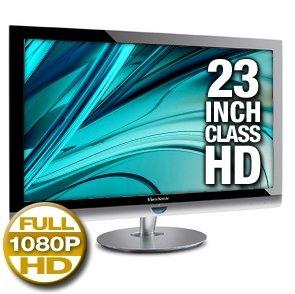 ViewSonic VT2300LED 23-Inch 1920x1080p LED LCD HDTV