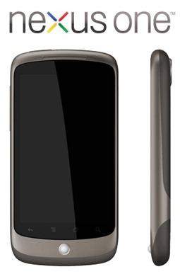 Google Nexus One Has Android 2.2.2;Update It Now