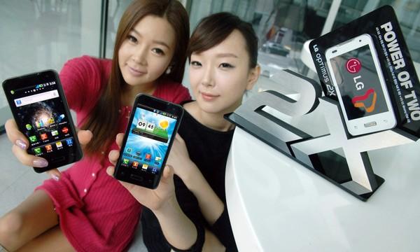 LG Optimus 2X Relaesed;White Version Coming Later