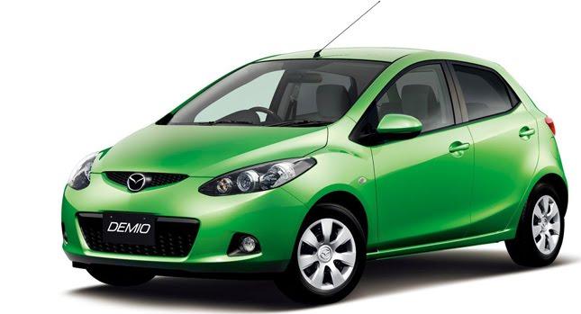 Electric Mazda2