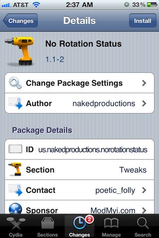 Iphone Rotation Lock Turn On Turn Auto Rotate Screen On Iphone X