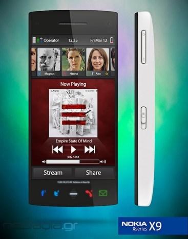 Nokia X9 Symbian 4 Smartphone
