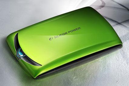 Silicon Power Stream S10 Portable Hard Drive