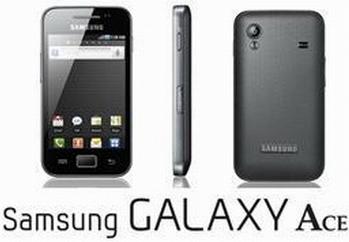 Samsung Galaxy Ace [Samsung S5830] Smartphone