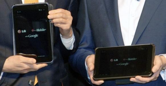 T-Mobile G-Slate Hits FCC
