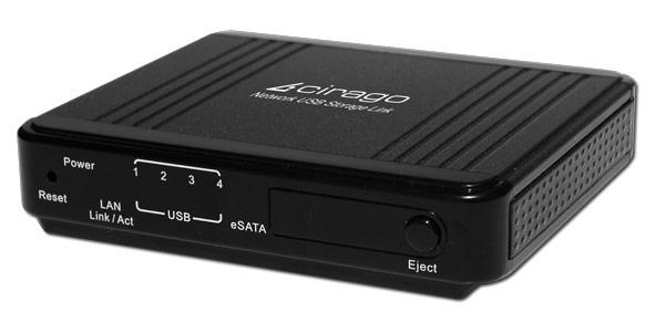 Cirago CMC3200 Media Player