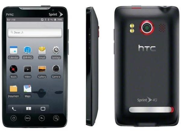 Meizu M9 ROM Is Ported To HTC EVO 4G