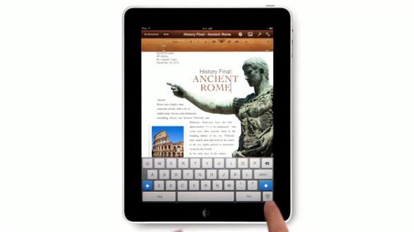New iPad Promotional Video : iPad is Iconic