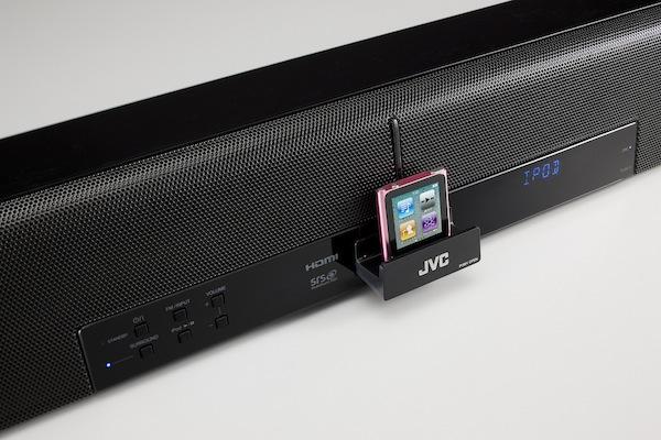 JVC TH-BC3 Sound Bar