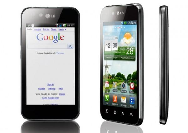 LG Announced LG Optimus Black