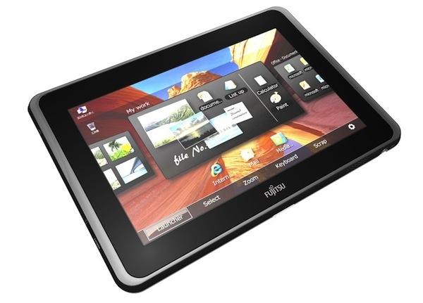 Fujitsu Announced New Windows 7 Tablet Powered By Intel Oak Trail