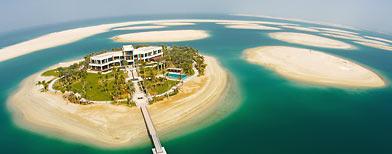 Dispute Over Dubai's 'Sinking' Islands