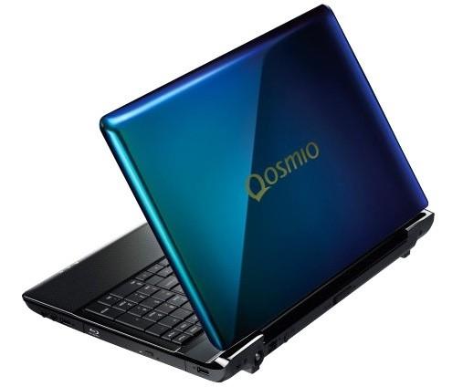 Toshiba Dynabook Qosmio T750 Laptop