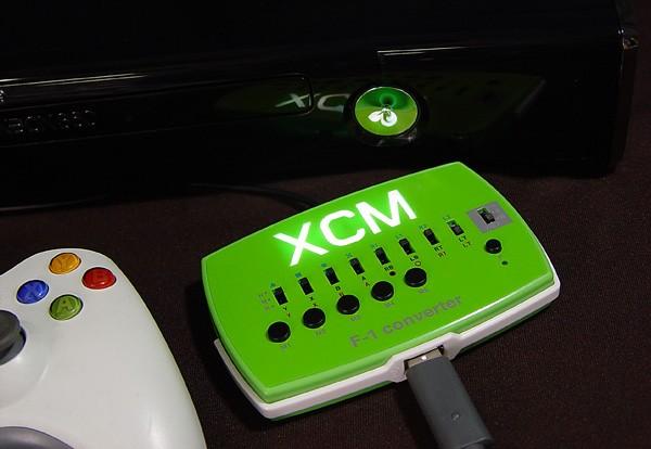 XCM F-1 Converter