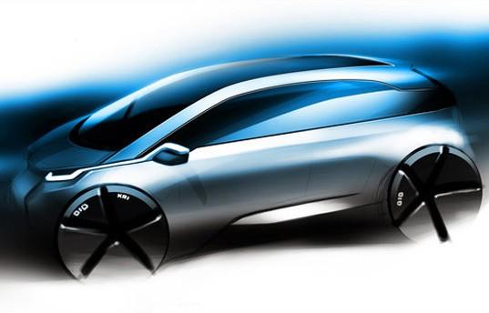 BMW Adding ICE In Megacity EV