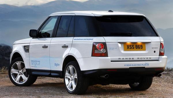 Land Rover Range_e hybrid