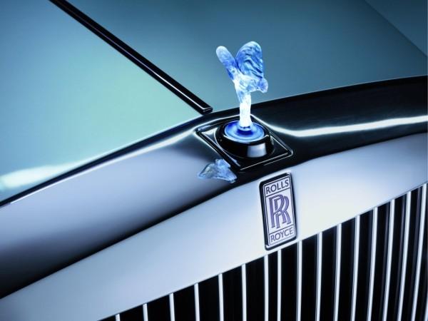 Rolls-Royce Phantom Experimental Electric