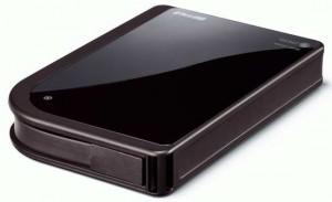 Buffalo HDS-PXVU2 External Hard Drive