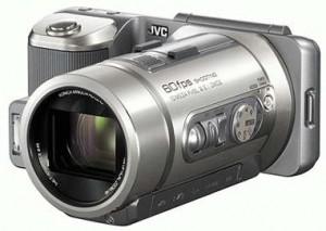 JVC GC-PX1 Hybrid Camcorder