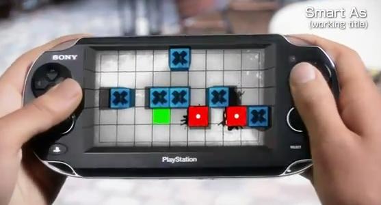 Sony NGP (PSP2) 'Games Trailer'