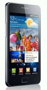 Samsung Galaxy S II GT-I9100 Smartphone [Video]