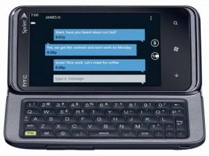 Sprint HTC Arrive Windows Phone 7 Smartphone