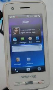 ZTE Netphone 501 Smartphone