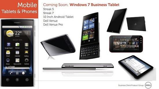 Details of Dell Rosemount Tablet Leaked