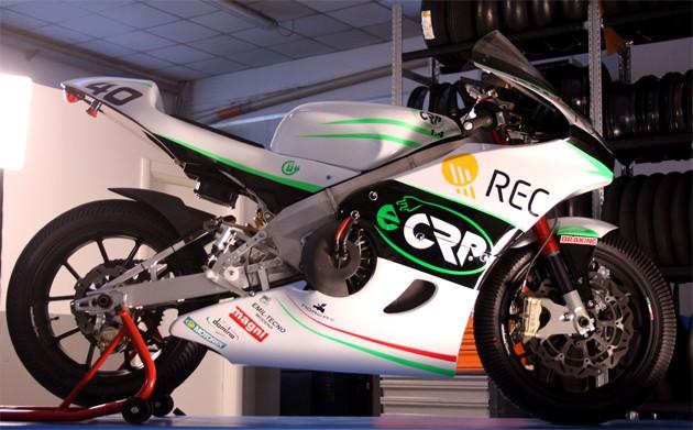 eCRP 1.4 Electric Race Bike