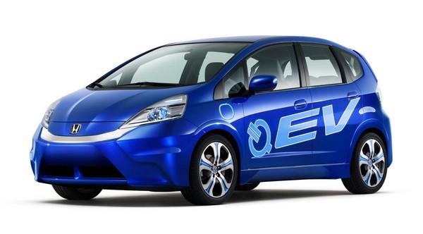 Honda Geneva EV