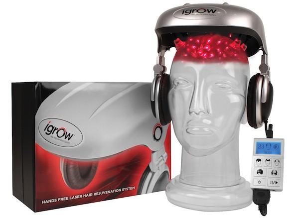 Igrow Hair Rejuvenation Device The Tech Journal