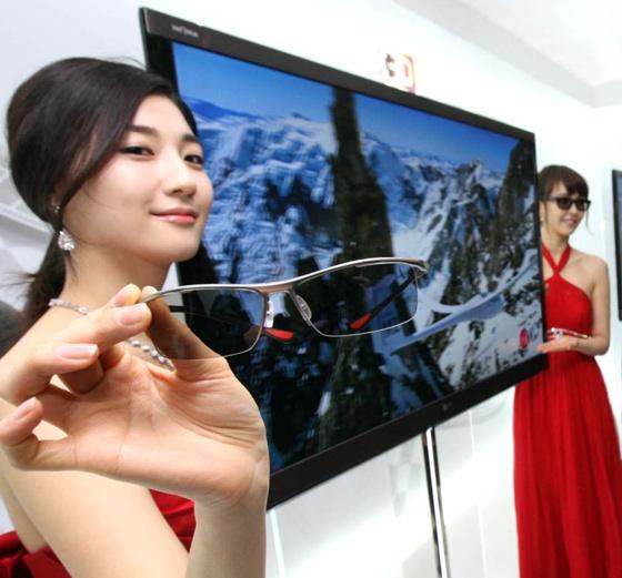 LG Flicker Free 3D TV