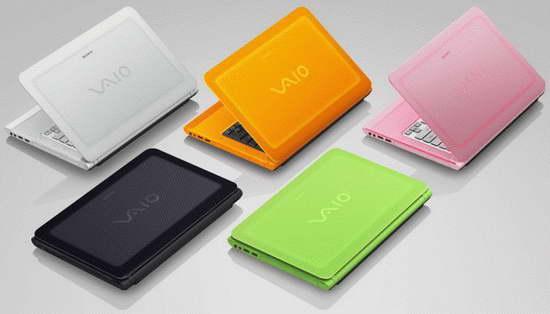 Sony VAIO C Series Laptop