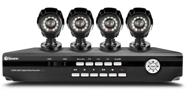 Swann DVR4-2600 kit