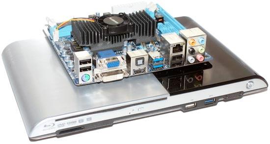 Zbox AD03 Blu-ray HTPC