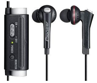 Pioneer SE-NC31C-K Headphones