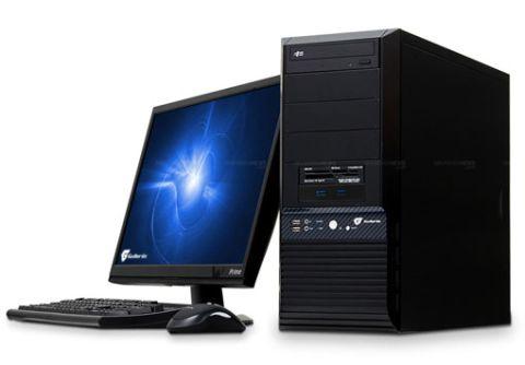 DosPara Prime Galleria SH-K Gaming Desktop PC