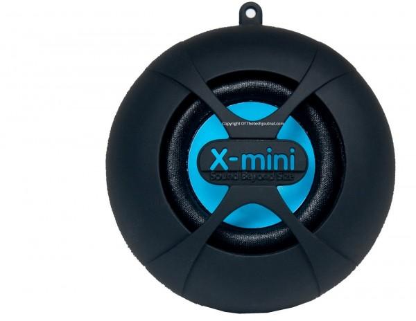 The X-Mini HAPPY Capsule Speaker- Sound Beyond Size
