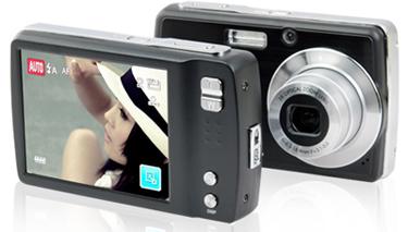 Chinavasion Released Lliira 8MP Touchscreen Digital Camera