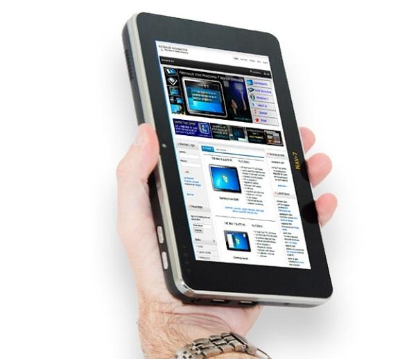Netbook Navigator Nav7 Windows Tablet Available for Pre-Order