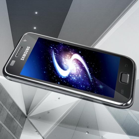 Samsung Galaxy S Plus i9001 Smartphone
