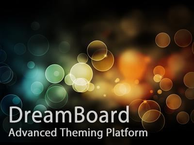 Alternative to Winterboard, Dreamboard Has Updated