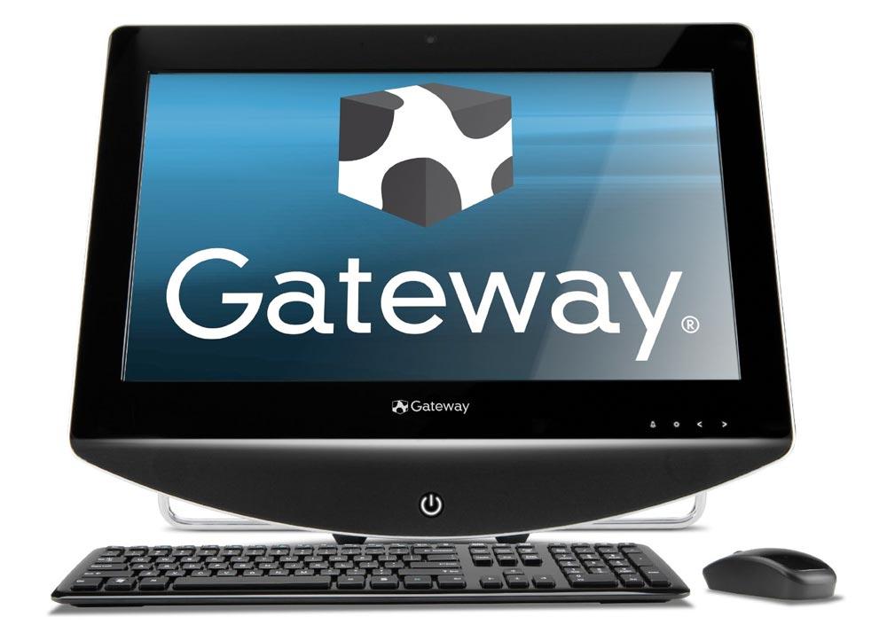 Gateway ZX4351-47 21.5-Inch All-in-One Desktop PC