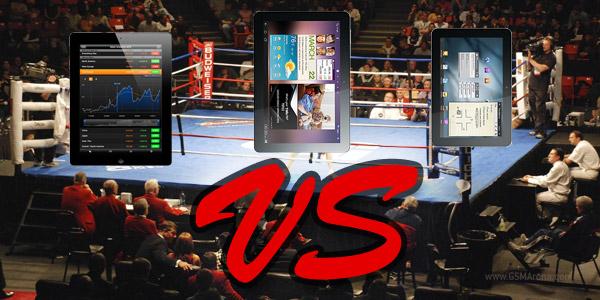 Tablet Showdown: Samsung Galaxy Tab 8.9 vs Apple iPad 2 vs Samsung Galaxy Tab 10.1