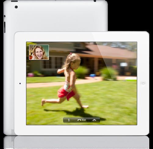 iPad 2 Rear Camera Test [Video]
