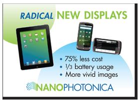 NanoPhotonica S-QLED